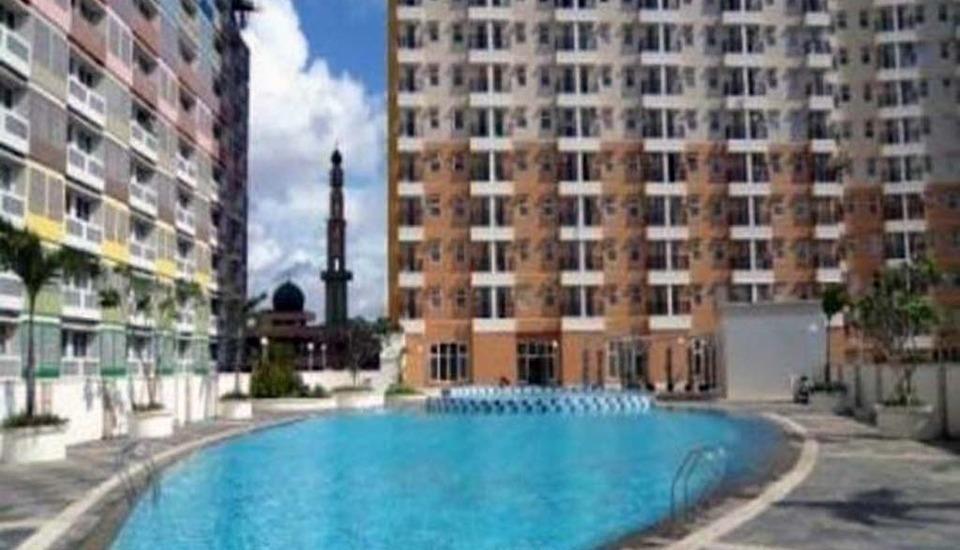 DSY Apartment Margonda Residence 2 Depok - Kolam Renang