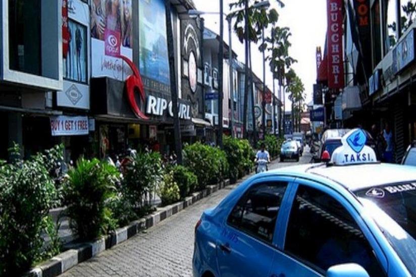 Pondok DenAyu Homestay Bali - Lingkungan Sekitar