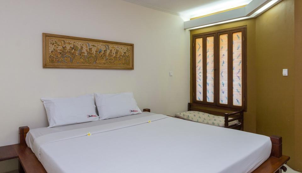 RedDoorz @Padma Utara 2 Bali - Kamar tamu