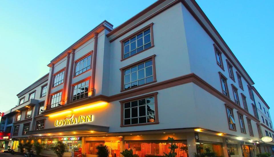 Lovina Inn Penuin Batam - Building