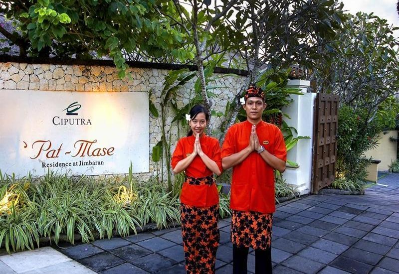 Pat Mase Villas by Swiss-Belhotel Bali - Welcome