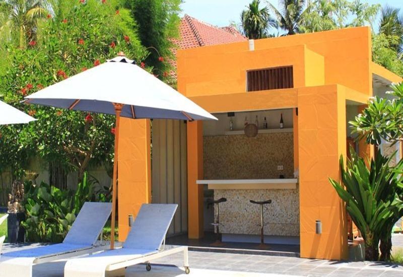 JM Hotel Kuta Lombok Lombok - Eksterior