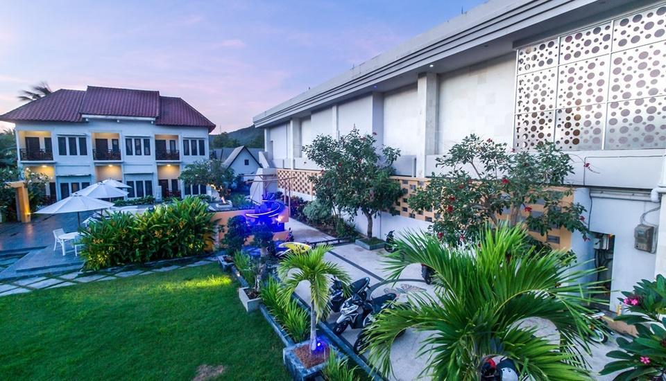 JM Hotel Kuta Lombok - Exterior
