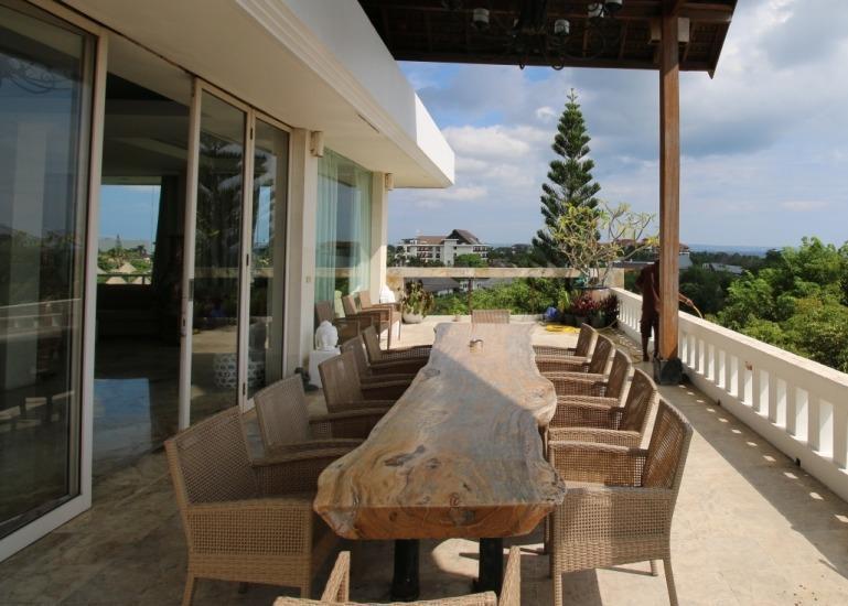 Bali Mystique Hotel Bali - Teras