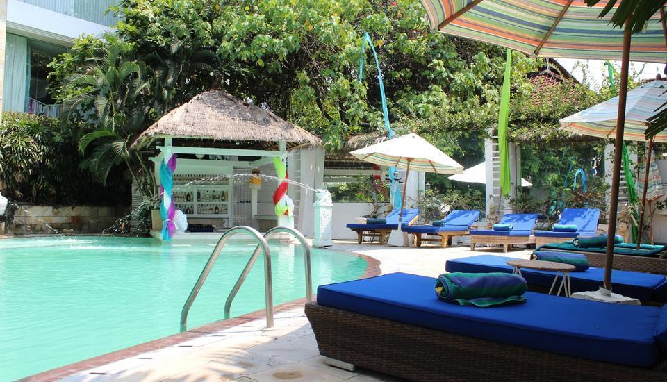 Bali Mystique Hotel Bali - Pool Bungalow