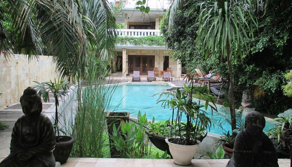 Bali Mystique Hotel Bali - Pool Apartment