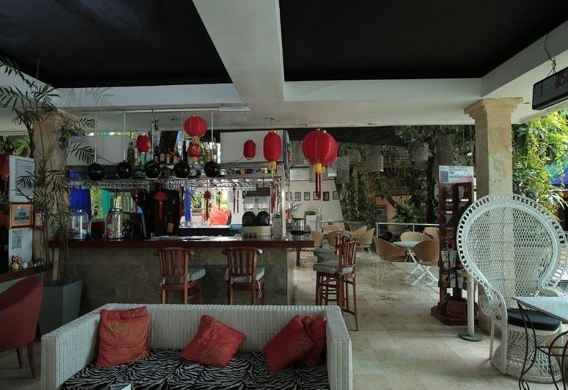 Bali Mystique Hotel Bali - Front Desk Lobby