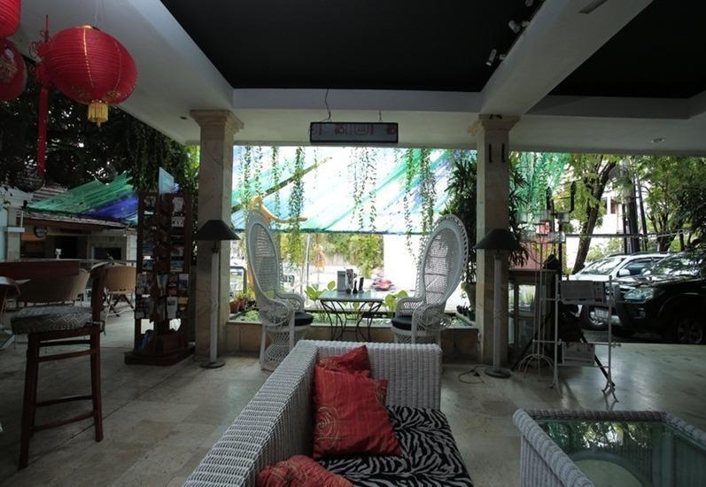 Bali Mystique Hotel Bali - Interior Lobby