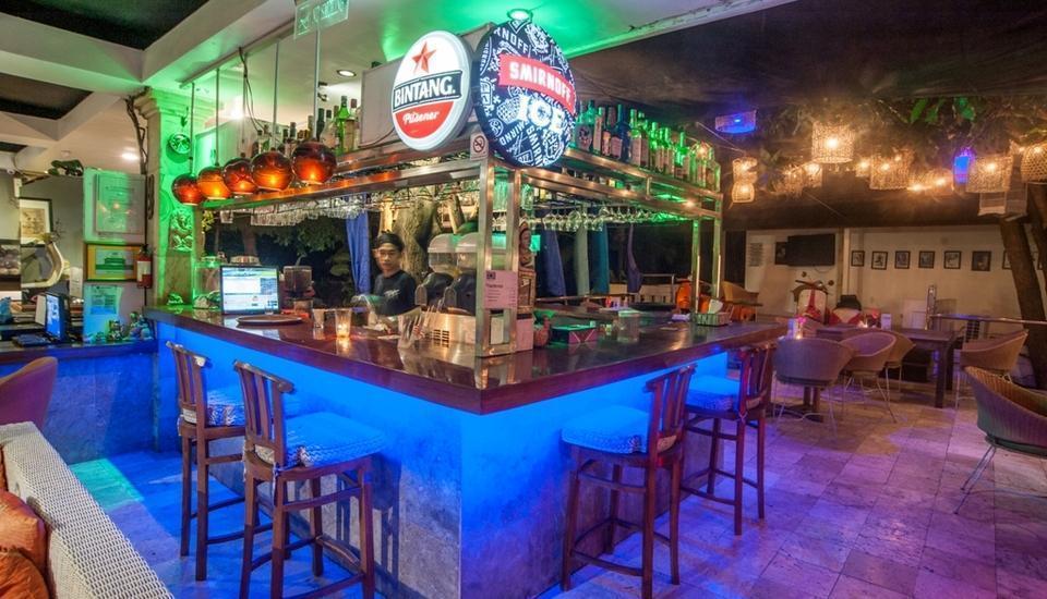 Bali Mystique Hotel Bali - Bar
