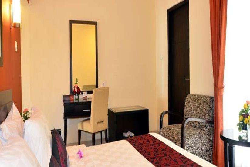 The Royale Krakatau Hotel Cilegon - Suite Room Only Regular Plan
