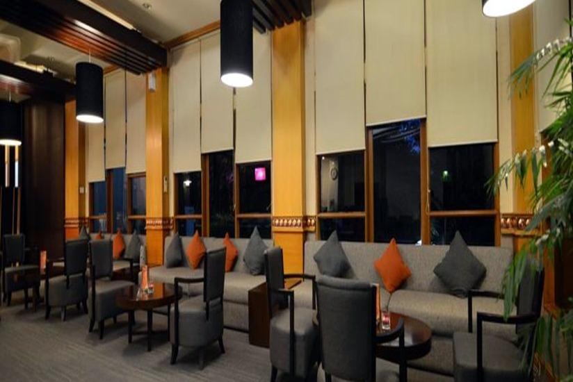 The Royale Krakatau Hotel Cilegon - Ruang makan
