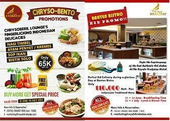 The Royale Krakatau Hotel Cilegon - Ied Promo