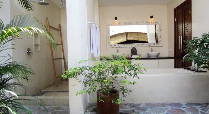 Villa Vanila 1 Bali - Kamar Mandi