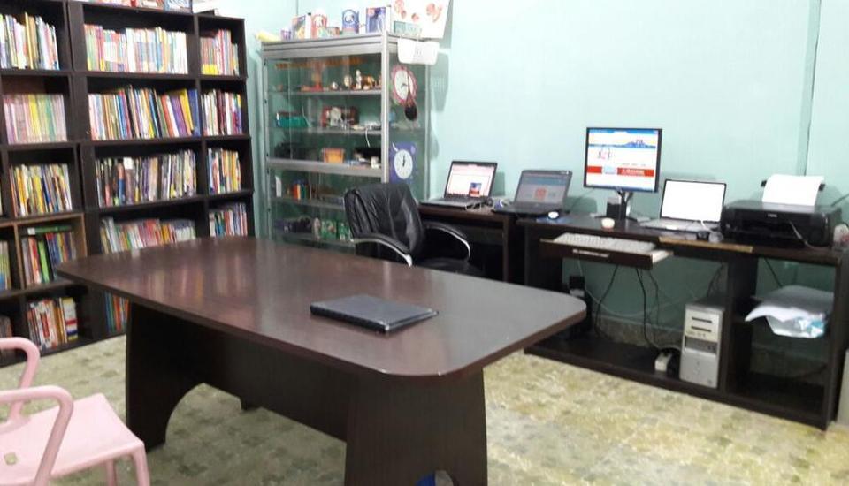 Dazhong Backpackers Hostel Medan - Ruang Baca