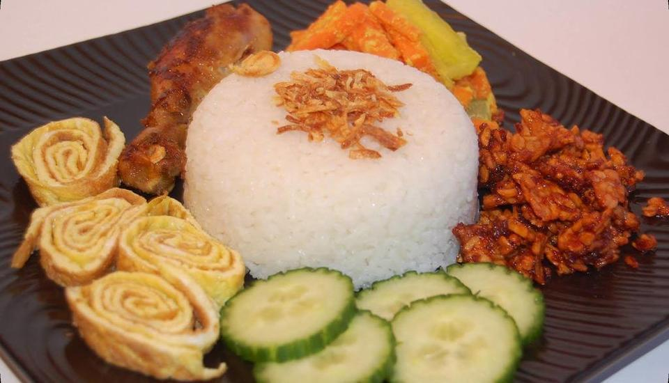 Dazhong Backpackers Hostel Medan - Makanan