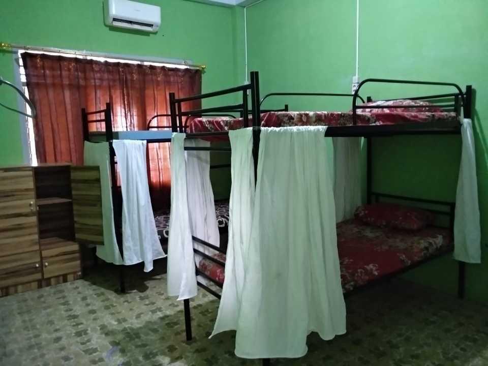 Dazhong Backpackers Hostel Medan - DORMITORY ROOM