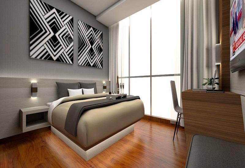 Hotel Santika Radial Palembang Palembang - Kamar Deluxe