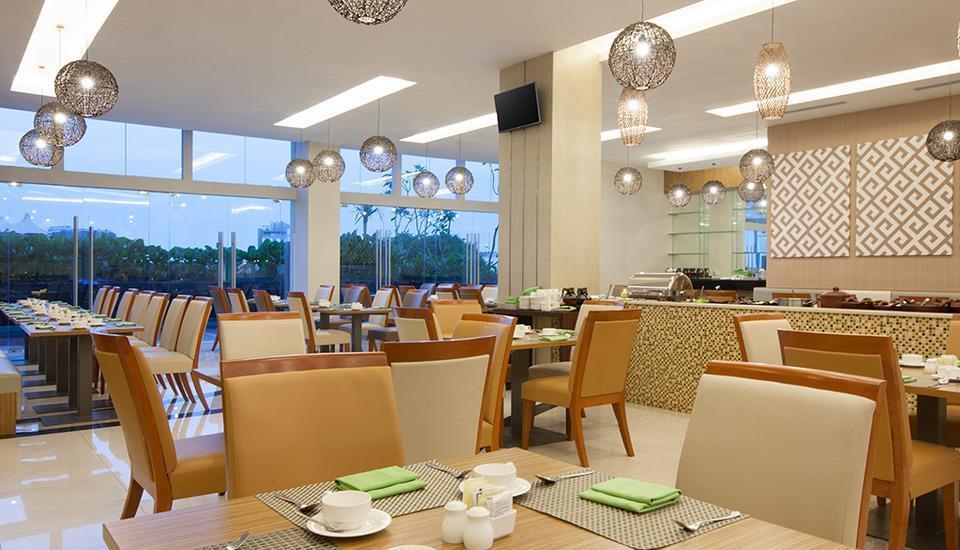 Hotel Santika Radial Palembang - Restoran Laksa