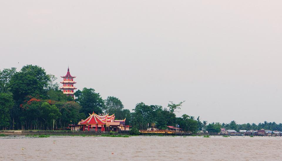Hotel Santika Radial Palembang - Pulau Kemaro