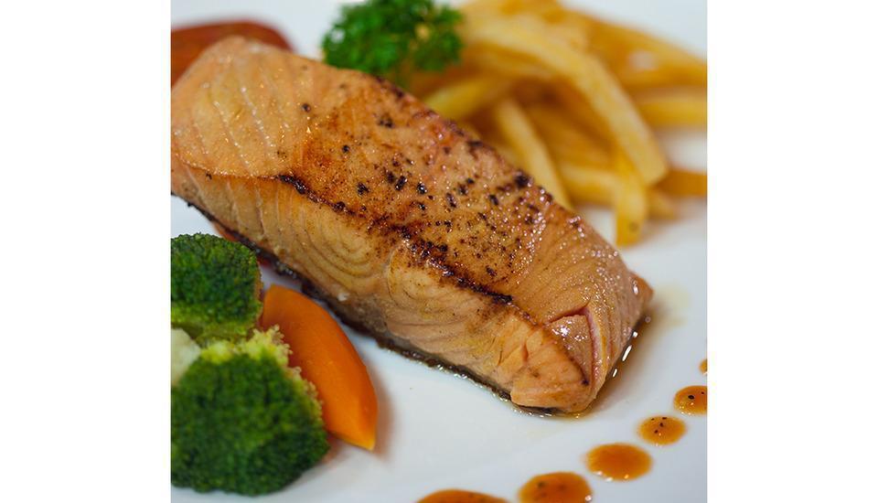 Hotel Santika Radial Palembang - Makanan
