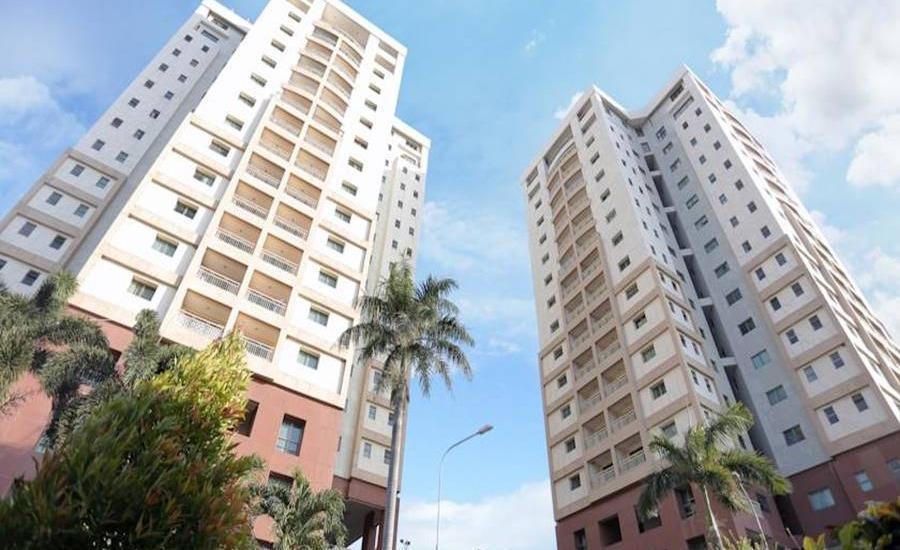 Apartemen Puncak Marina Surabaya - Eksterior