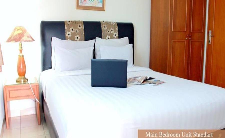 Apartemen Puncak Marina Surabaya - Kamar tamu