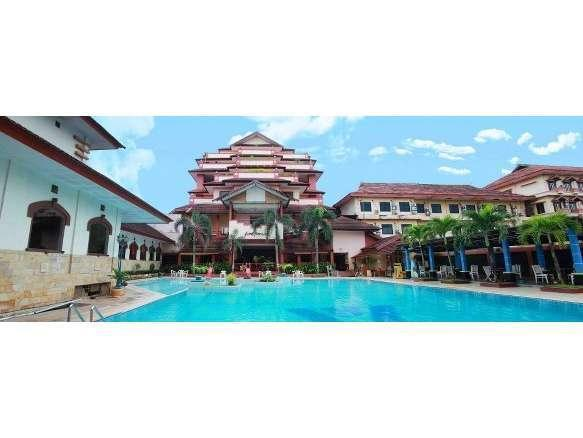Abadi Hotel & Convention Center Jambi - Kolam renang