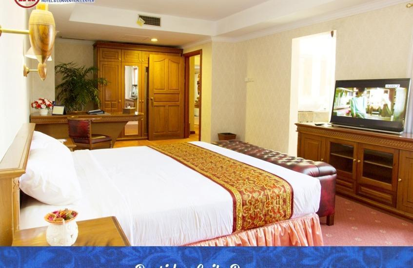 Abadi Hotel & Convention Center Jambi - KAMAR PRESIDENT SUITE