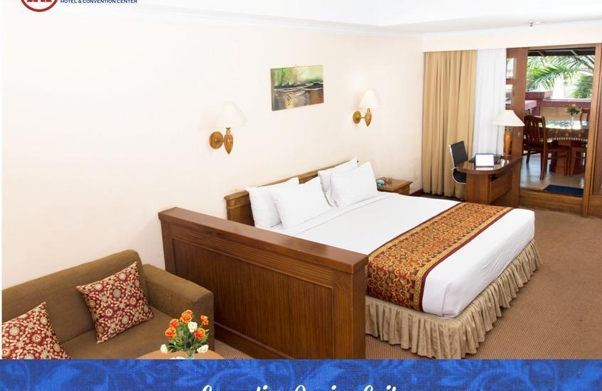 Abadi Hotel & Convention Center Jambi - KAMAR EXECUTIVE JUNIOR SUITE