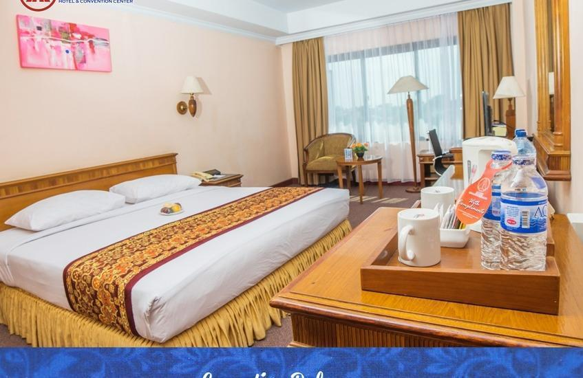 Abadi Hotel & Convention Center Jambi - Executive Deluxe Regular Plan