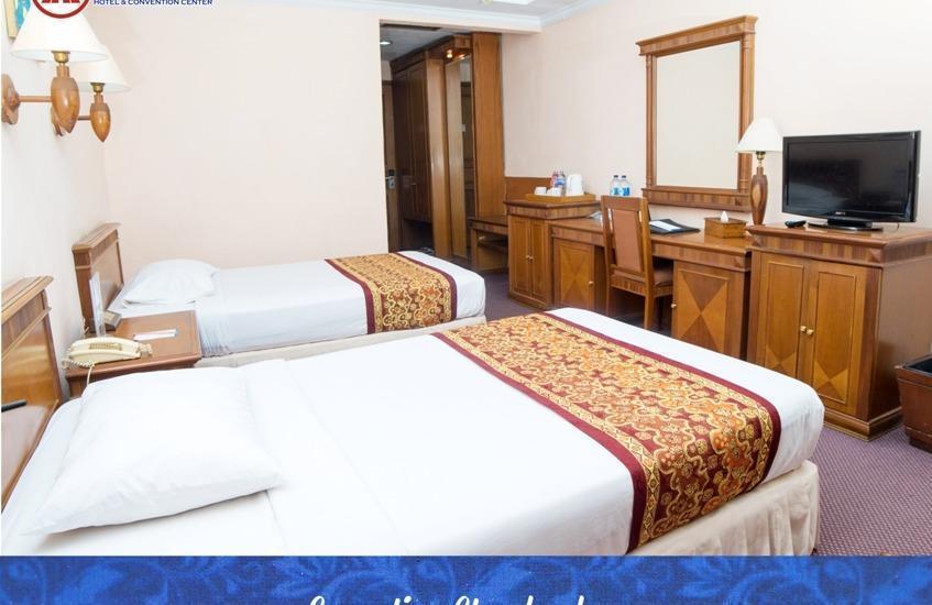 Abadi Hotel & Convention Center Jambi - KAMAR EKSEKUTIF STANDART