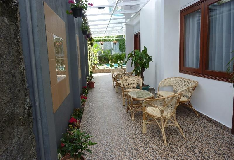 Hotel Venetys Bandung - Teras