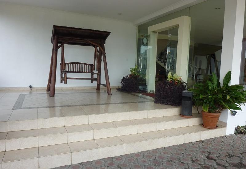 Hotel Venetys Bandung - muka