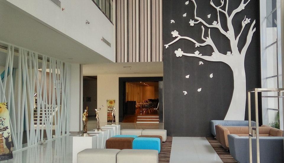 Bromo Park Hotel Probolinggo - LOBI