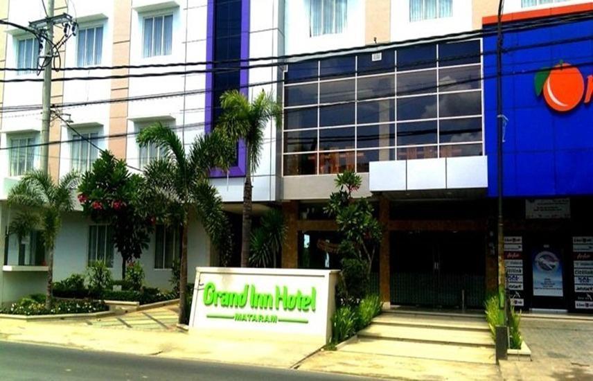 Grand Inn Hotel Lombok - Eksterior