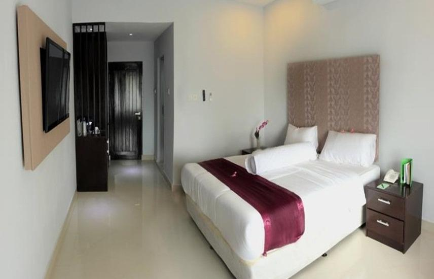 Grand Inn Hotel Lombok - Family Room Regular Plan