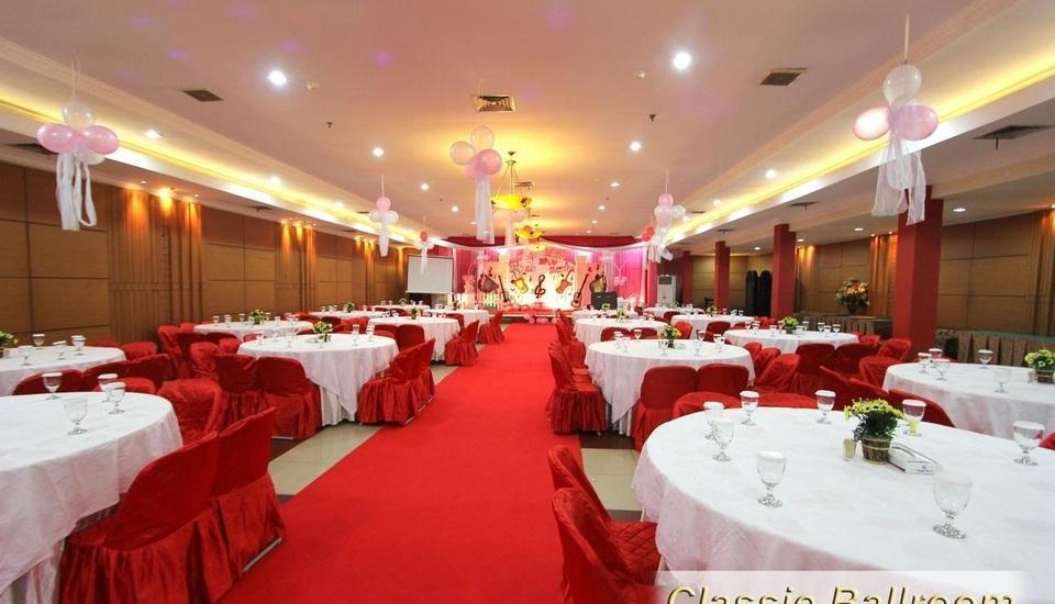 Classie Hotel Palembang - Ballroom