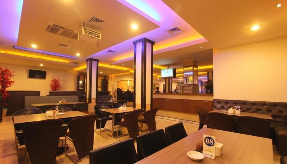 Classie Hotel Palembang - Lounge