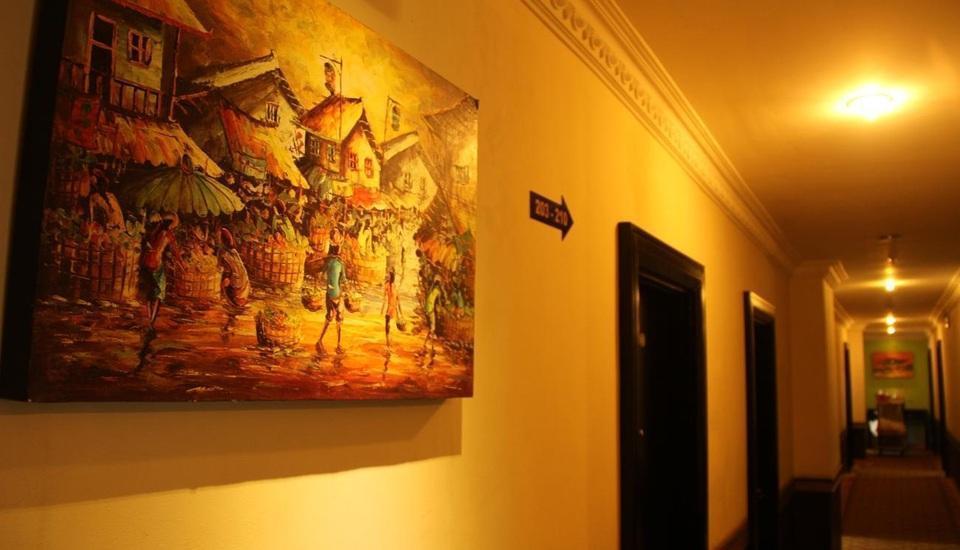 Classie Hotel Palembang - Koridor