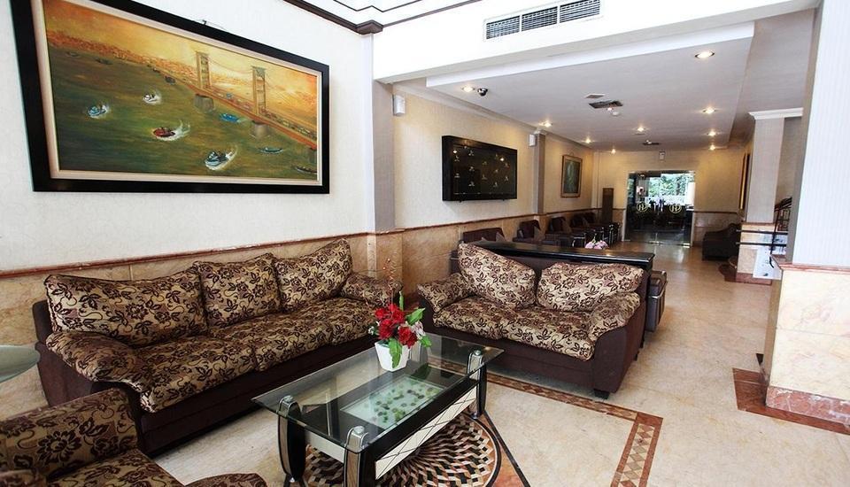 Classie Hotel Palembang - Lobi