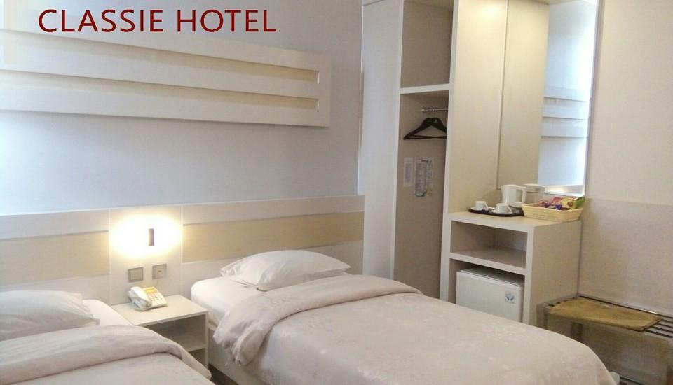 Classie Hotel Palembang - Superior Room Only DISKON 20%
