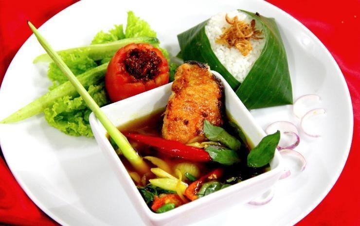 Classie Hotel Palembang - Menu Restoran