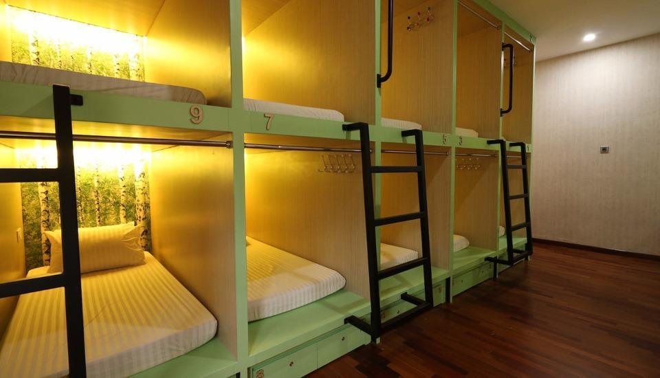MM Capsule Hostel Medan - Female dorm