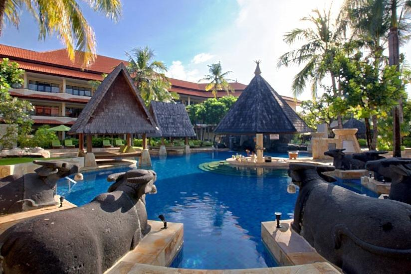 Radisson Bali Tanjung Benoa - Celepook Pool