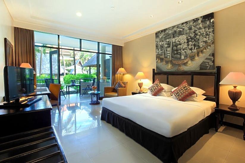 Radisson Bali Tanjung Benoa - Deluxe Pool