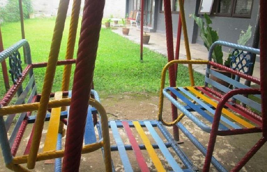 Lingga Guest House Jayagiri Lembang Bandung - Taman