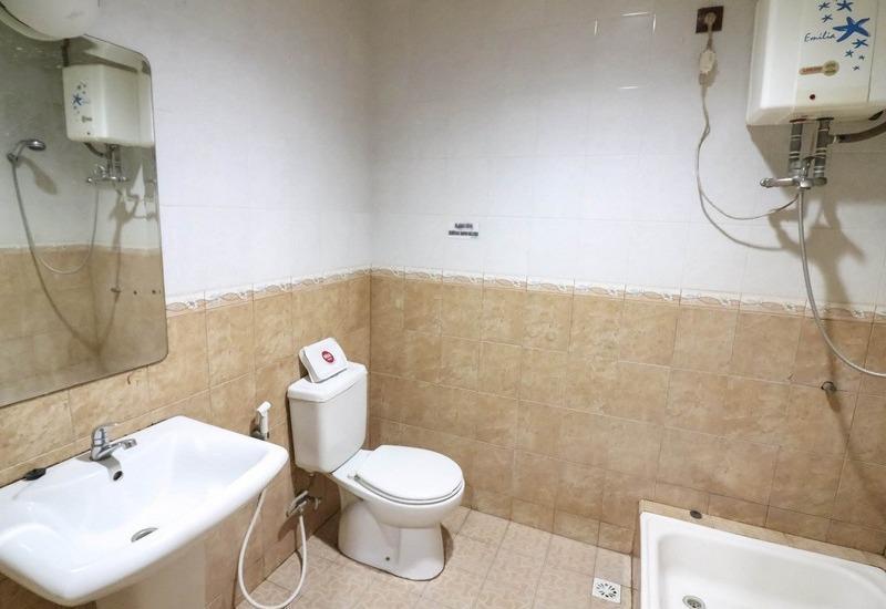 NIDA Rooms Sungai Sadang 96 Makassar - Kamar mandi