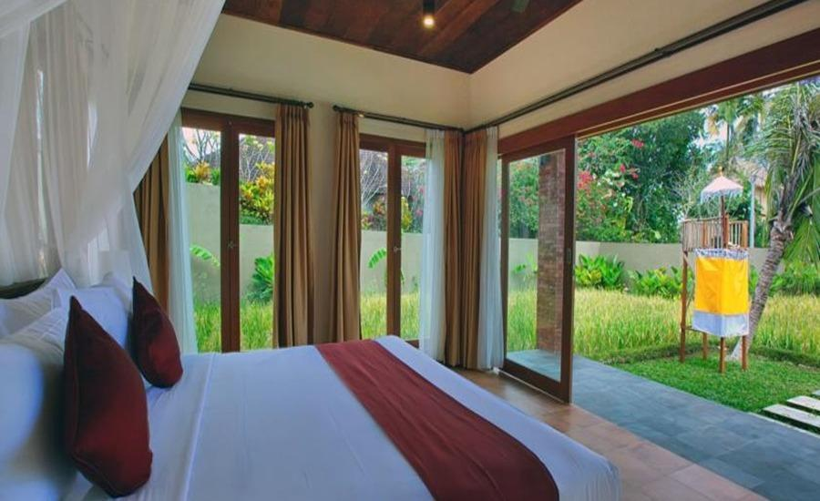 Ubud Heaven Sayan - Two Bedroom Villa Room Only Basic Deal