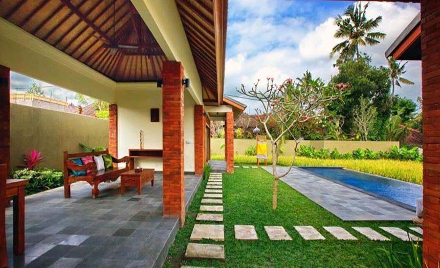 Ubud Heaven Sayan - Eksterior