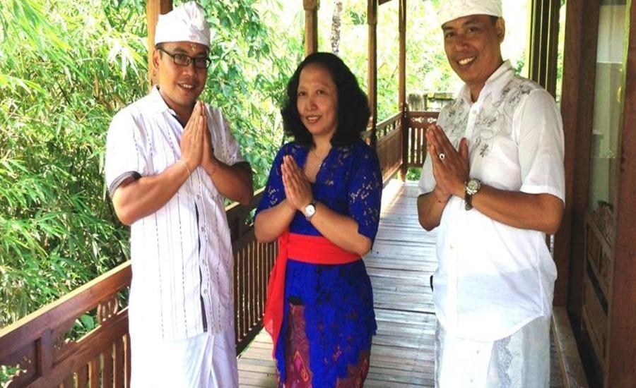 Ubud Heaven Sayan - Staf